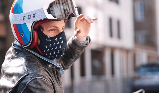 Mặt nạ chống ô nhiễm công nghệ cao  ảnh 1