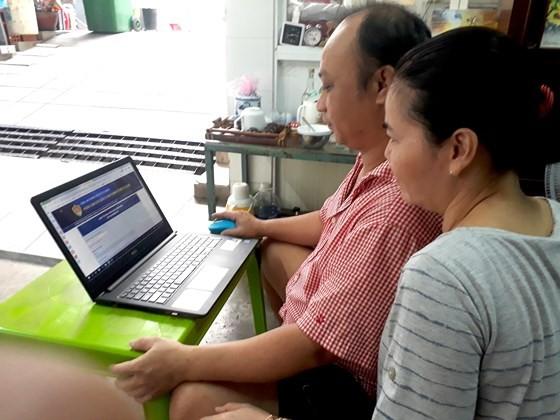 Làm căn cước công dân qua dịch vụ công trực tuyến ảnh 1