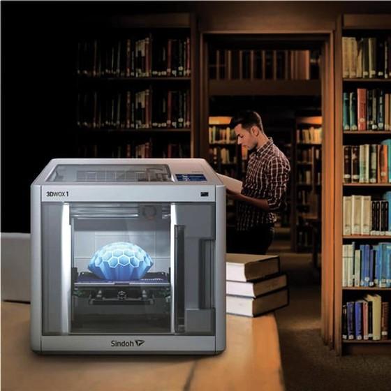 Đột phá công nghệ in 3D ảnh 4