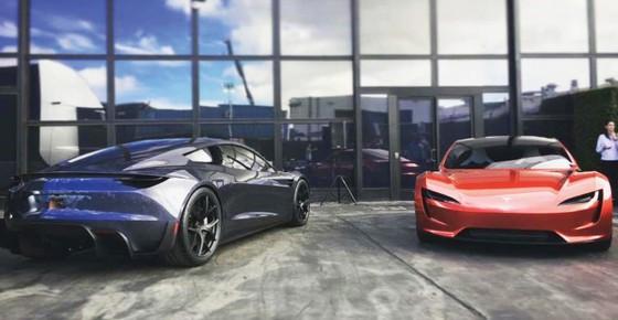 Top 3 mẫu xe điện hiện đại sắp ra mắt ảnh 2