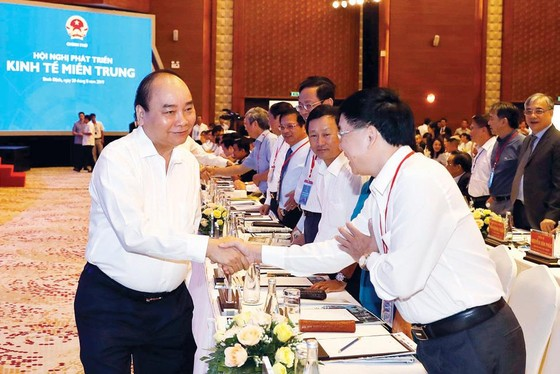 Các tỉnh thành miền Trung lấy lợi ích vùng làm ưu tiên phát triển  ảnh 1