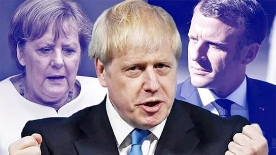 Thủ tướng Anh sẽ phải thuyết phục Thủ tướng Đức và Tổng thống Pháp đàm phán lại Brexit