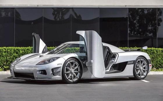 Top 3 mẫu xe hiếm nhất thế giới ảnh 1
