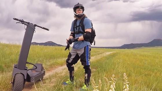 Xu hướng E-Scooter lên ngôi ảnh 1