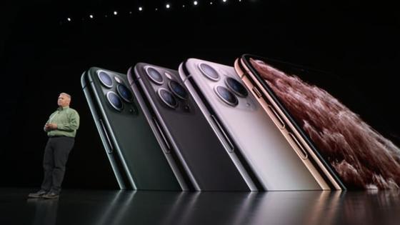 Apple chinh thuc ra mat bo ba iPhone 11 moi, nang cap camera hinh anh 3