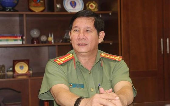 Đại tá Huỳnh Tiến Mạnh bị cách chức Giám đốc Công an tỉnh Đồng Nai. Nguồn: NHÂN DÂN