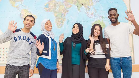 Nga đơn giản hóa thủ tục với sinh viên nước ngoài