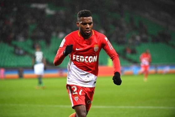 Thomas Lemar nhiều khả năng rời Monaco trong tháng Giêng này. Ảnh Getty Images.