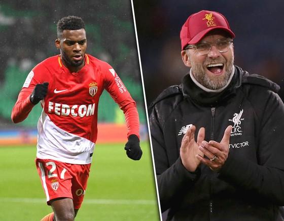 Thomas Lemar rất muốn rời Monaco để sang Liverpool với HLV Jurgen Klopp. Ảnh: Bleacher Report.