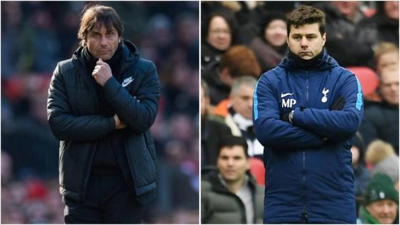 Antonio Conte và Mauricio Pochettino trong tầm ngắm của PSG