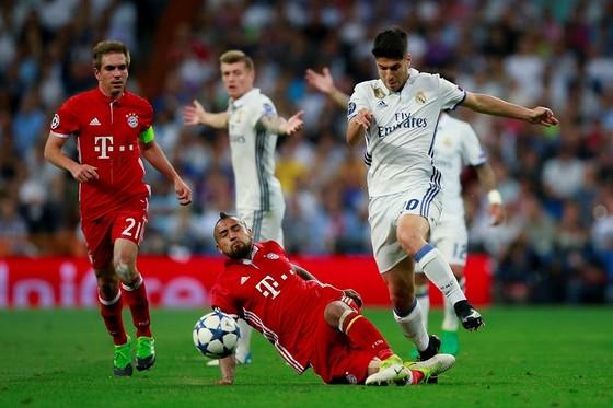 Real Madrid đụng độ Hùm xám Bayern ở bán kết ảnh 2