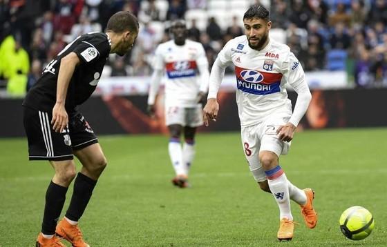 Nabil Fekir trở lại ấn tượng