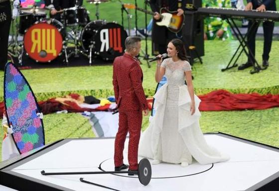 World Cup 2018 tưng bừng khai mạc ảnh 2