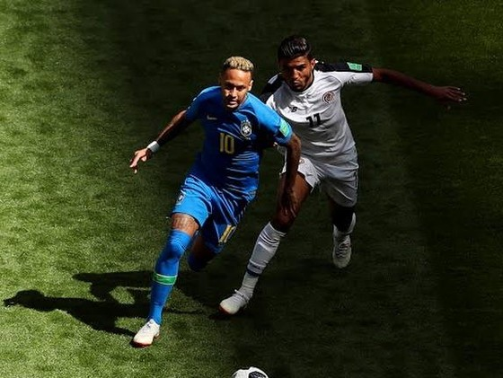Trực tiếp: Brazil - Costa Rica 0-0,  trước giờ xung trận ảnh 3