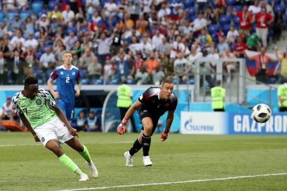 Nigeria – Iceland 2-0, Musa tung cánh Siêu đại bàng ảnh 3