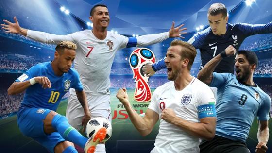Lịch thi đấu WORLD CUP 2018 (giai đoạn 3) - chia theo bảng