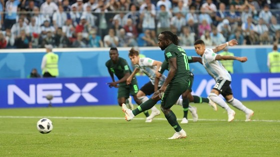 Nigeria - Argentina 0-0, số phận nào cho Lionel Messi ảnh 6
