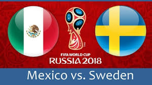 Mexico - Thụy Điển: El Tri quyết thắng để chiếm ngôi đầu bảng