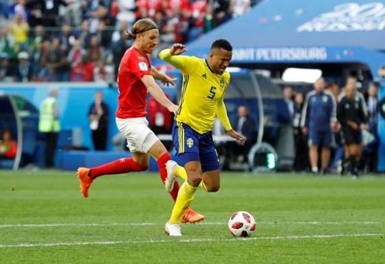 Thụy Điển - Thụy Sĩ 0-0, Ưu thế của xứ sở đồng hồ? ảnh 6