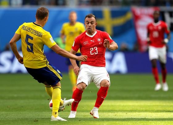 Thụy Điển - Thụy Sĩ 0-0, Ưu thế của xứ sở đồng hồ? ảnh 3