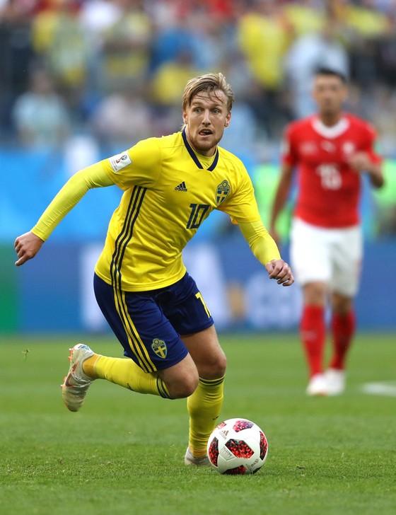Người hùng Emil Forsberg tự hào đưa Thụy Điển vào tứ kết ảnh 1