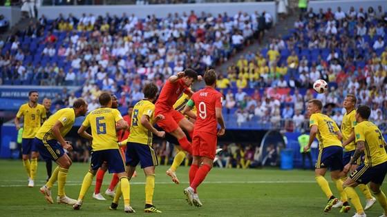 Thụy Điển - Anh 0-2: Tam Sư đẩy cao đội hình tấn công ảnh 2