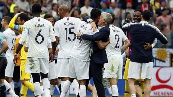 Các cầu thủ Pháp được đánh giá cao nhất vào thời điểm này
