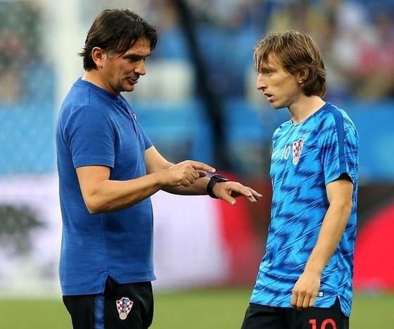 Anh – Croatia:  HLV Dalic ngán nhất Sterling ảnh 1