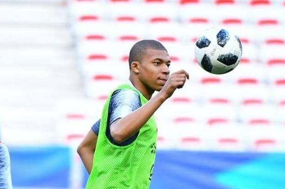 Kylian Mbappe là mối bận tâm lớn cvủa tuyển Bỉ.