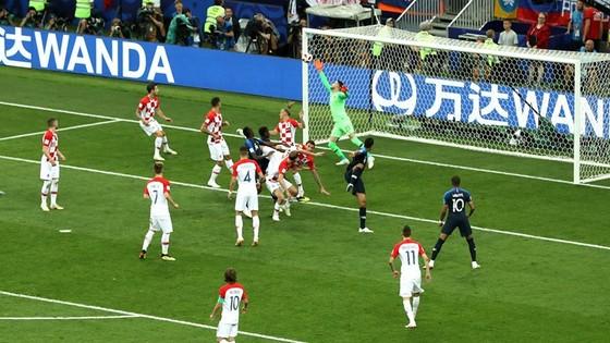 Pháp - Croatia 0-0: Cuộc chiến rất cân bằng ảnh 6
