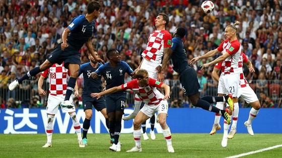 Pháp - Croatia 0-0: Cuộc chiến rất cân bằng ảnh 5