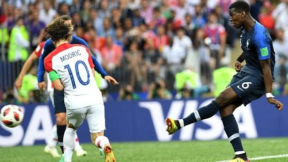 Pháp - Croatia 0-0: Cuộc chiến rất cân bằng ảnh 9