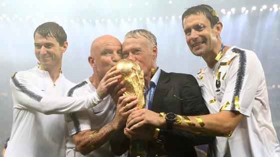 Luka Modric đoạt Quả bóng vàng World Cup 2018 ảnh 5