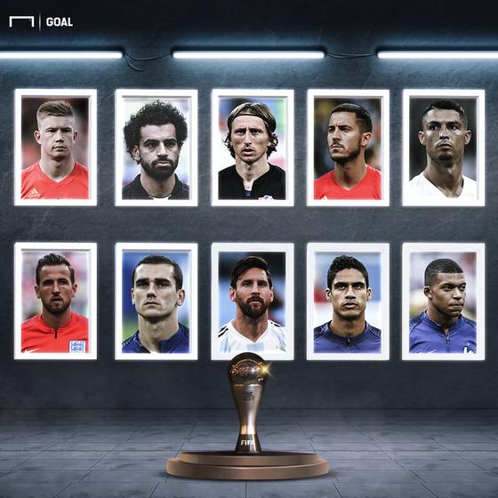 Đề cử Giải thưởng FIFA 2018: Mbappe, Modric cạnh tranh Ronaldo, Messi ảnh 1