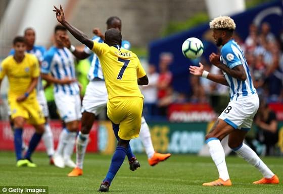 (trực tiếp) Huddersfield Town – Chelsea 0-2: N'Golo Kante mở tỷ số ảnh 1