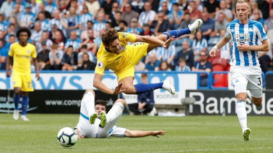 (trực tiếp) Huddersfield Town – Chelsea 0-2: N'Golo Kante mở tỷ số ảnh 3