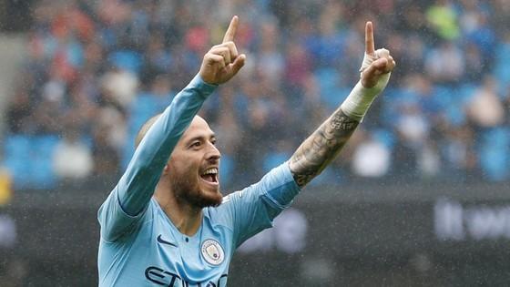 Man City - Huddersfield 5-1: Sergio Aguero ghi hattrick ảnh 5
