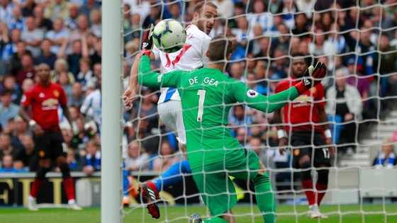 Brighton - Man United 2-1: Quỷ đỏ đối mặt nguy cơ sụp đổ ảnh 1