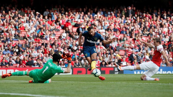 Trực tiếp Arsenal - West Ham ảnh 6