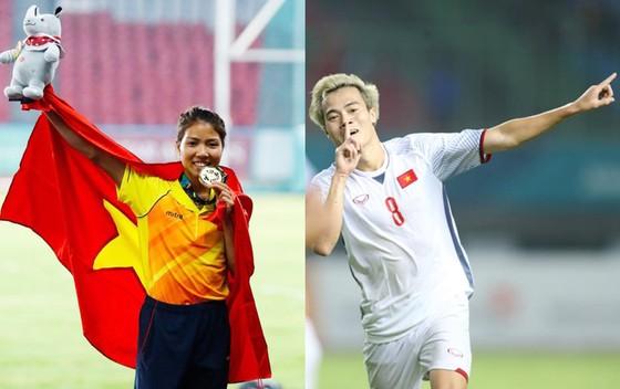Ngày lịch sử của thể thao Việt Nam ở Asiad 2018: Điền kinh đoạt HCV, bóng đá vào bán kết