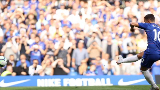 Chelsea - Cardiff City 4-1:Hazard ghi hat-trick, Chelsea chiếm ngôi đầu ảnh 6