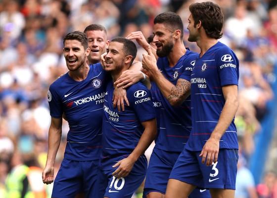 Sarri quyết biến Chelsea thành CLB tốt nhất nước Anh