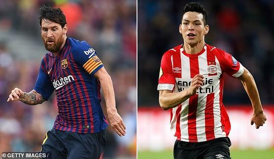 Barcelona - PSV Eindhoven: Đêm vinh danh Leo Messi (Mới cập nhật)