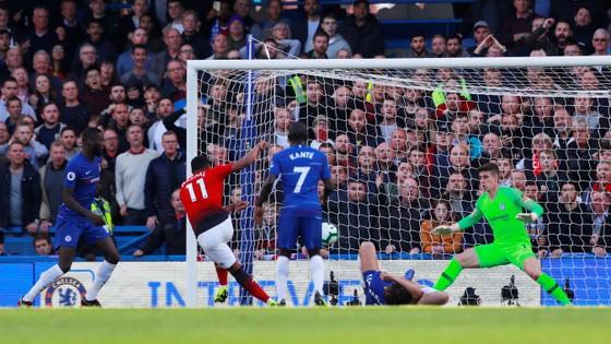 (TRỰC TIẾP): Chelsea - Man United: Không thèm phong tòa Eden Hazard ảnh 2