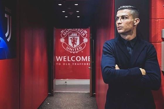 Ronaldo trở lại Old Trafford, nơi anh đã thành danh