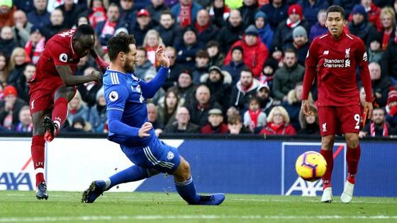 TRỰC TIẾP: Liverpool - Cardiff City: côn mưa bàn trhắng ở Anfield ảnh 2