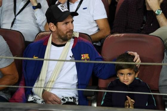 Messi có thể trở lại trong tuần tới ảnh 1