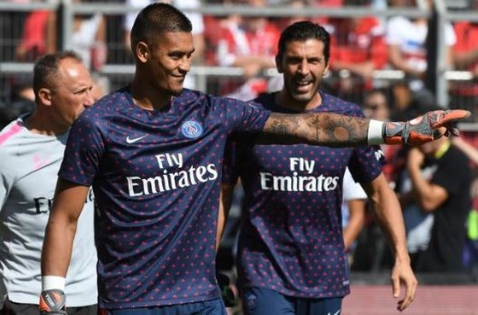 Tuchel cầu viện Buffon khi PSG đối đầu Napoli ảnh 2