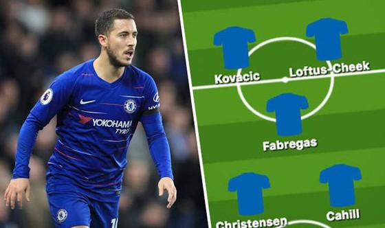 BATE Borisov – Chelsea: Hazard du hành theo đội sang Minsk (Cập- nhật)