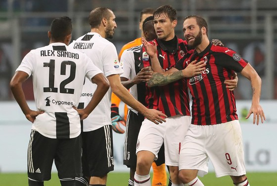 Cơn ác mộng của Higuain khi gặp lại Juventus ảnh 1